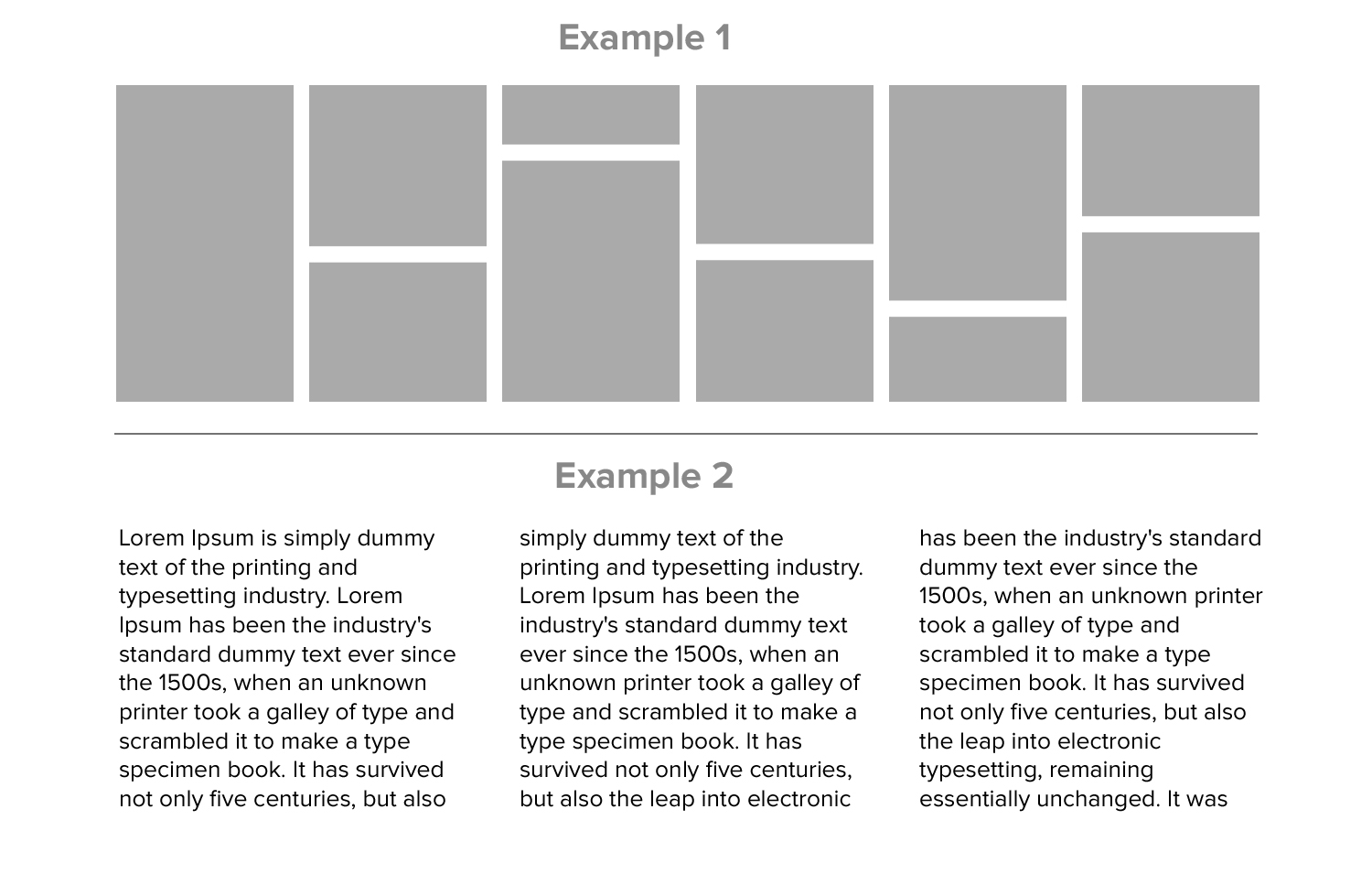 How to float DIVs with different heights to stack up without white space – CSS tricks